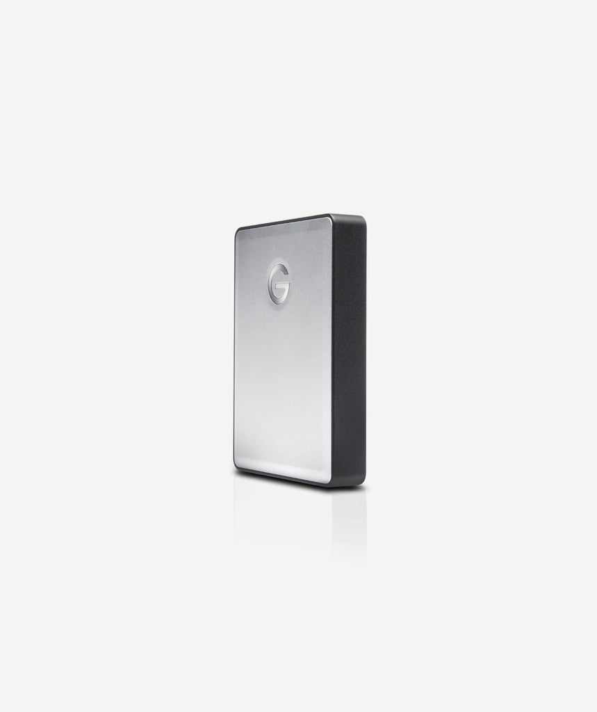G-Technology G-DRIVE Mobile 4TB Hard Drive, Portable, 0G06074 - gears-of-future-gfx