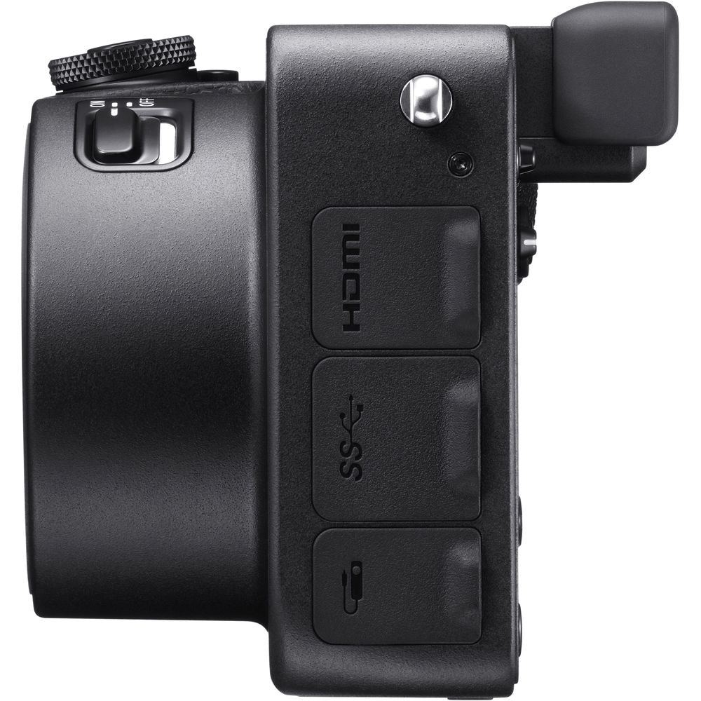 SIGMA DSLR Camera SD Quattro H (Only Camera Body)