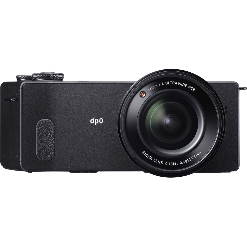SIGMA Digital Camera DP0 Quattro (fixed lens 14mm)