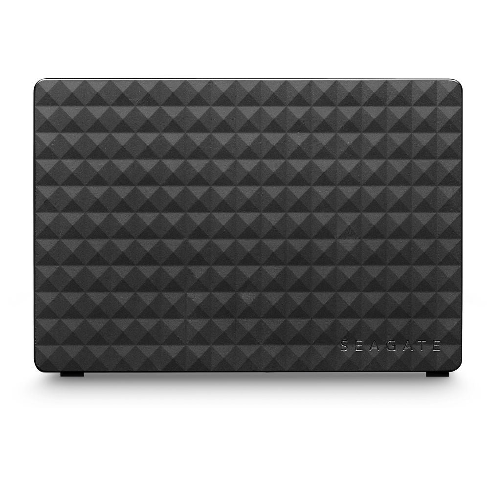 Seagate Expansion Desktop 6TB External Hard Drive HDD – USB 3.0 for PC Laptop and 3-Year Rescue Services (STEB6000403)