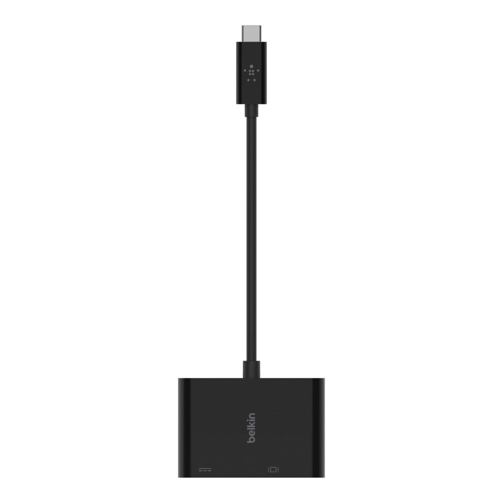 Belkin USB-C to VGA + Charge Adapter