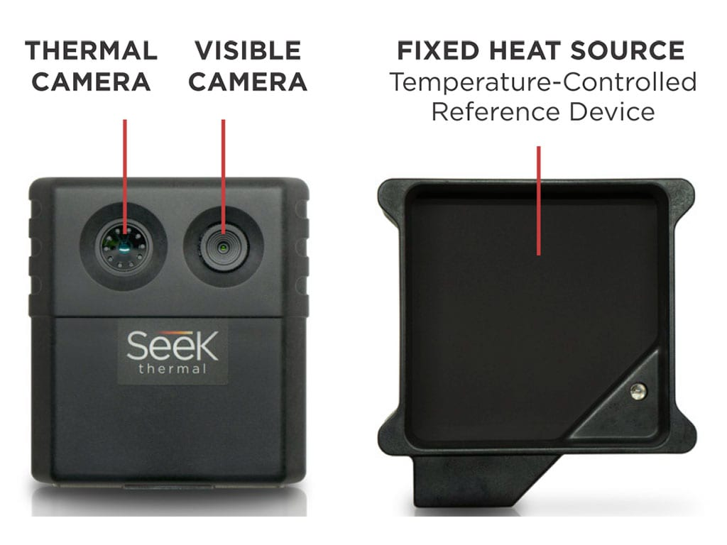 Seek Scan - Thermal Imaging System for Elevated Temperature
