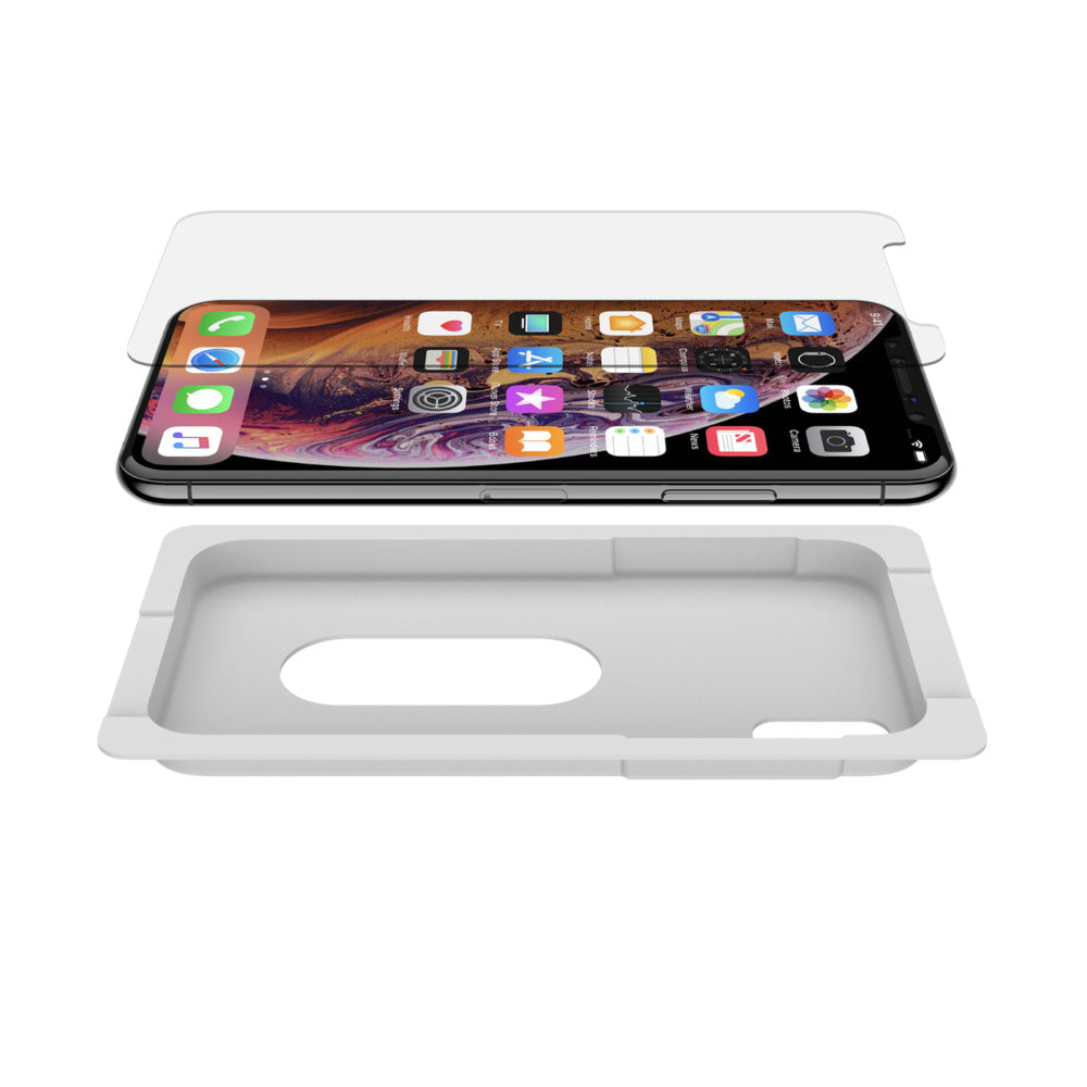 BELKIN IPHONE X TEMPERED GLASS