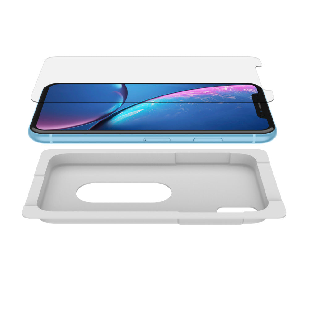 BELKIN IPHONE XR TEMPERED GLASS