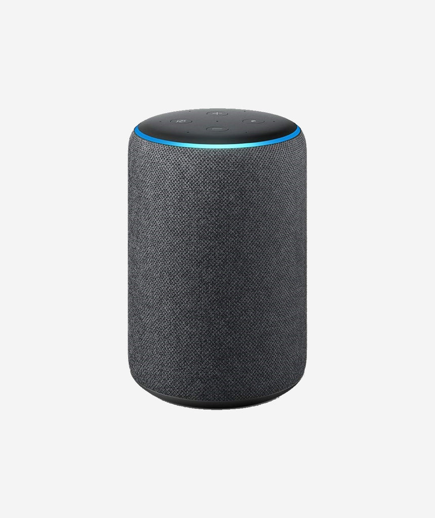 Amazon All-new Echo Plus (2nd gen) – Premium sound with a built-in smart home hub - gears-of-future-gfx