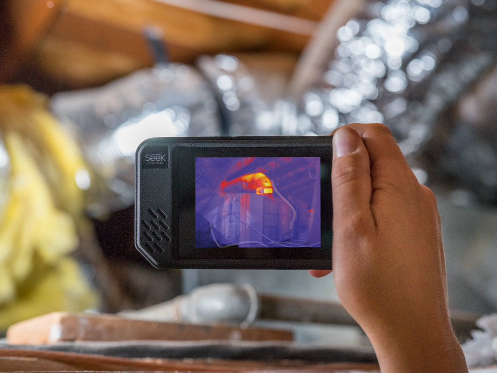 Seek Thermal Seek Shot All-Purpose Thermal Imaging Camera