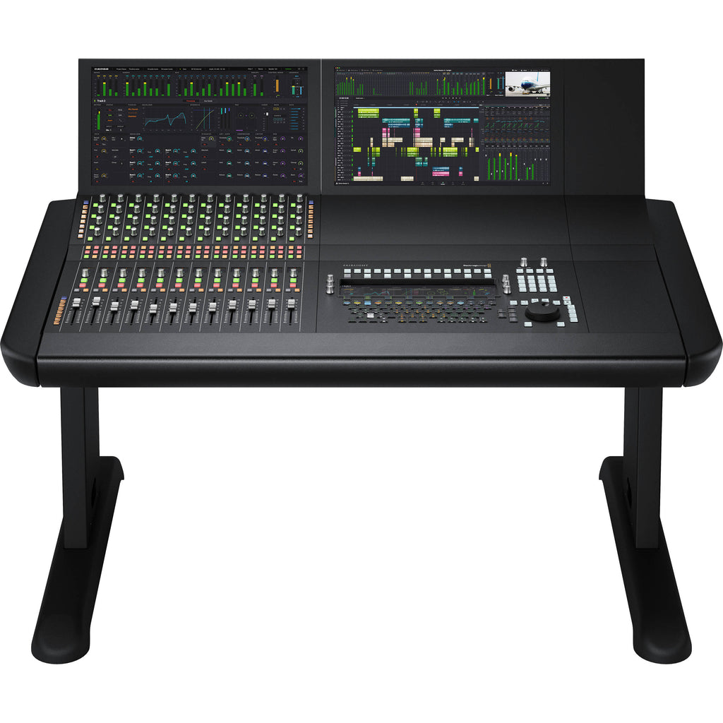 Blackmagic Fairlight Console Bundle 2 Bay - gears-of-future-gfx