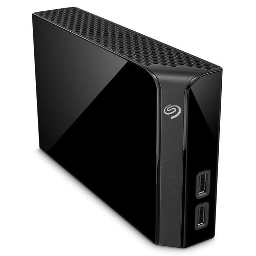 Seagate Backup Plus Hub External Desktop HDD – with 2 USB Ports