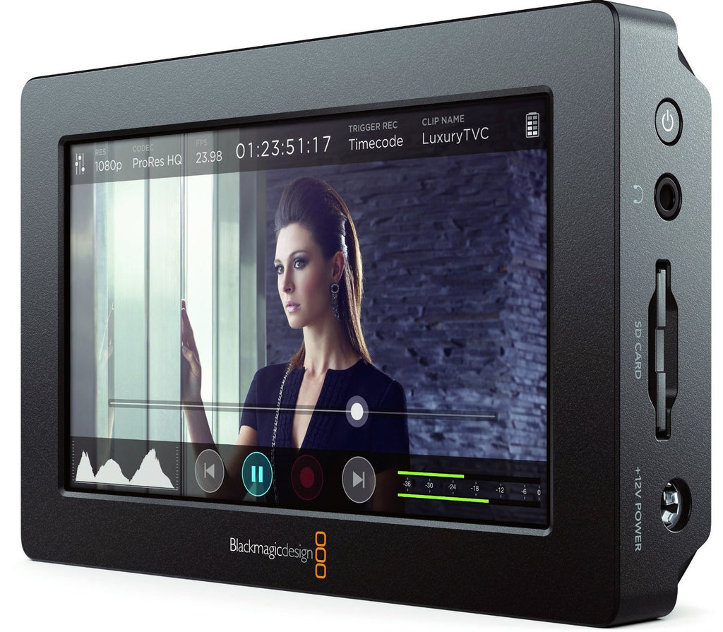 Blackmagic Video Assist - gears-of-future-gfx