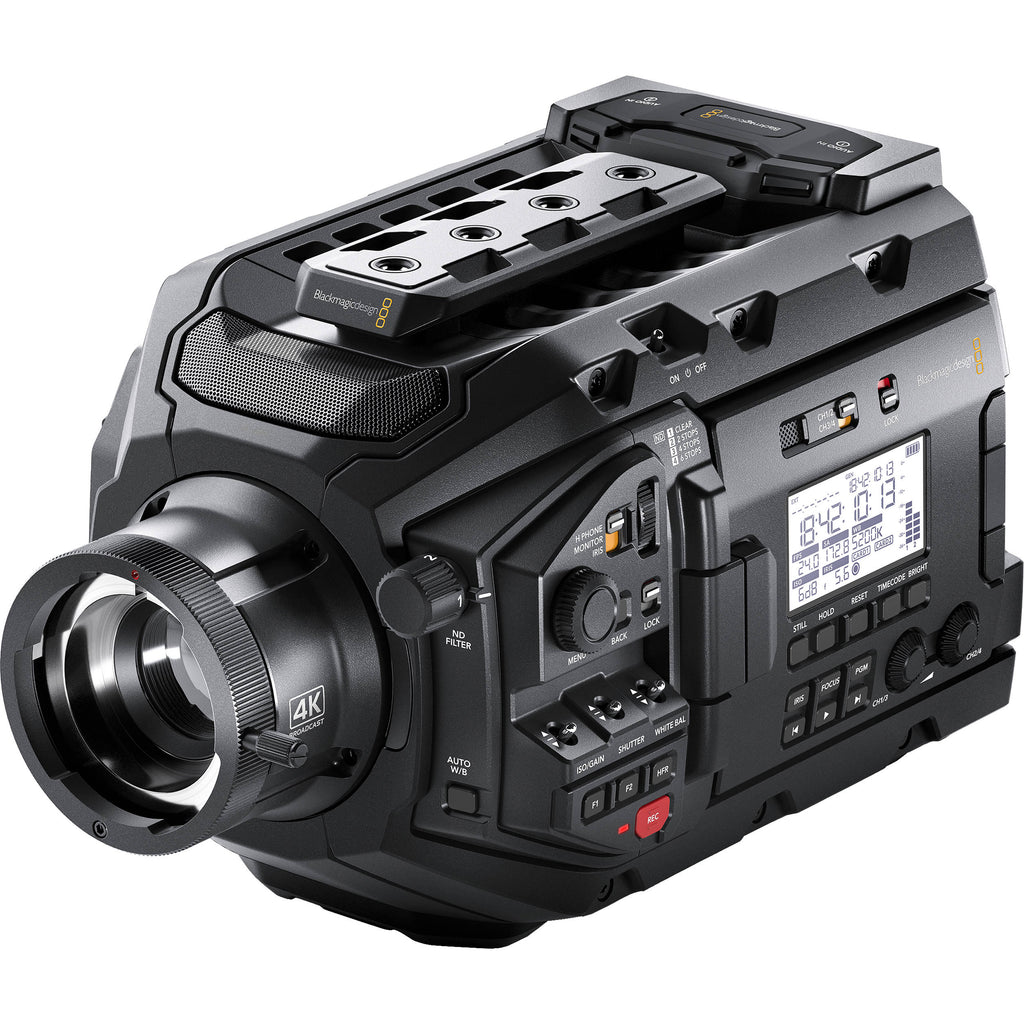 Blackmagic URSA Broadcast Camera - gears-of-future-gfx