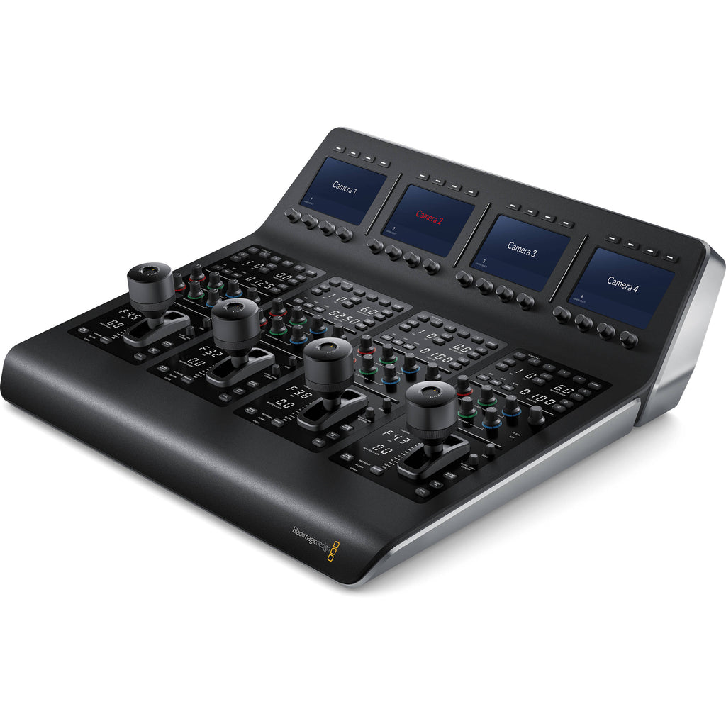Blackmagic ATEM Camera Control Panel - gears-of-future-gfx