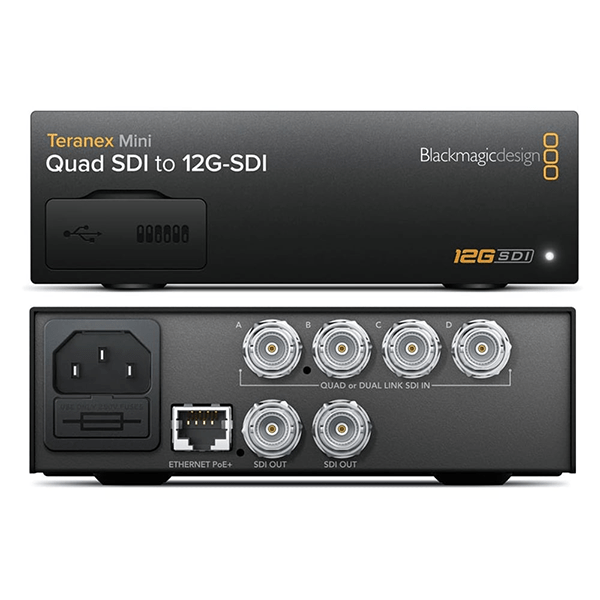 Blackmagic Teranex Mini Quad SDI to 12G-SDI - gears-of-future-gfx