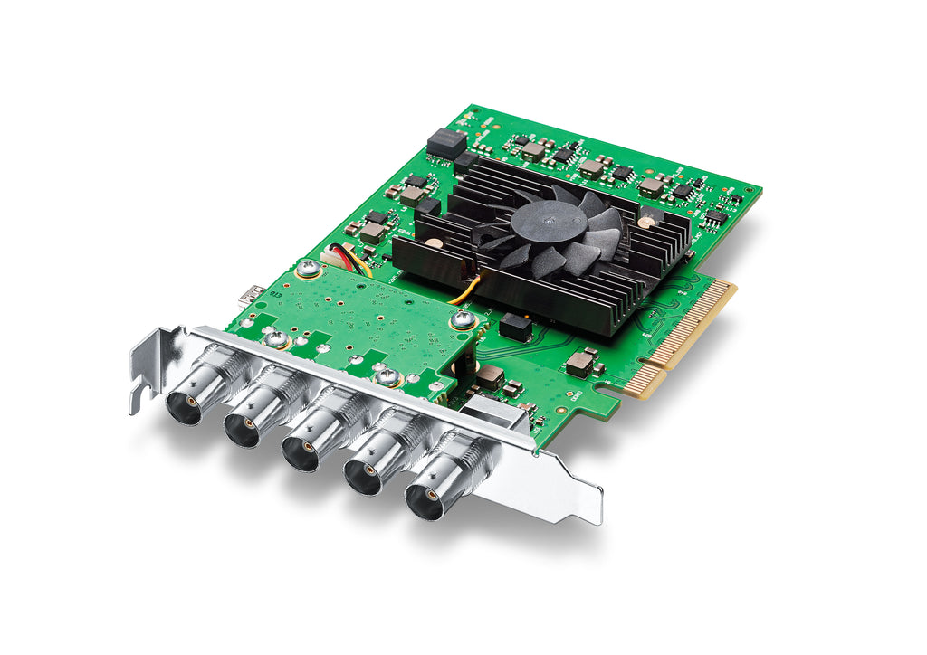 Blackmagic DeckLink 8K Pro - gears-of-future-gfx
