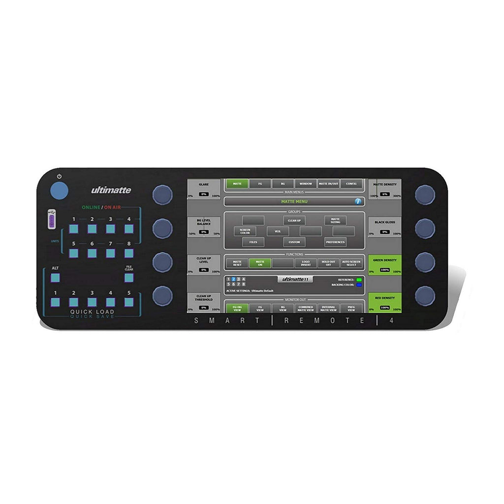 Blackmagic Ultimatte Smart Remote 4 - gears-of-future-gfx