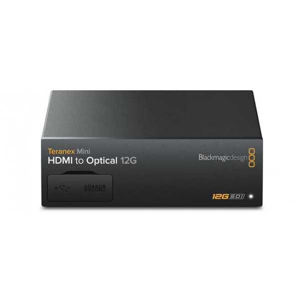 Blackmagic Teranex Mini HDMI to Optical 12G - gears-of-future-gfx