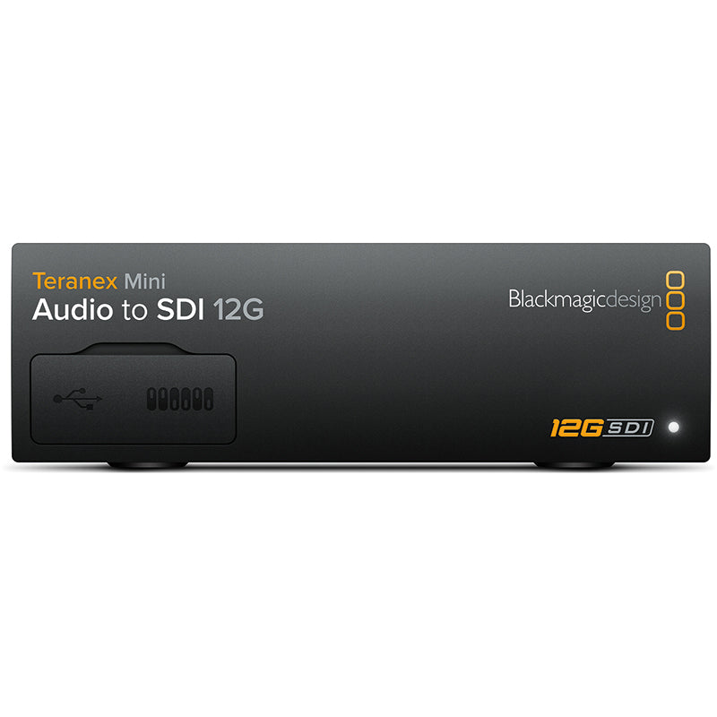 Blackmagic Teranex Mini Audio to SDI 12G - gears-of-future-gfx