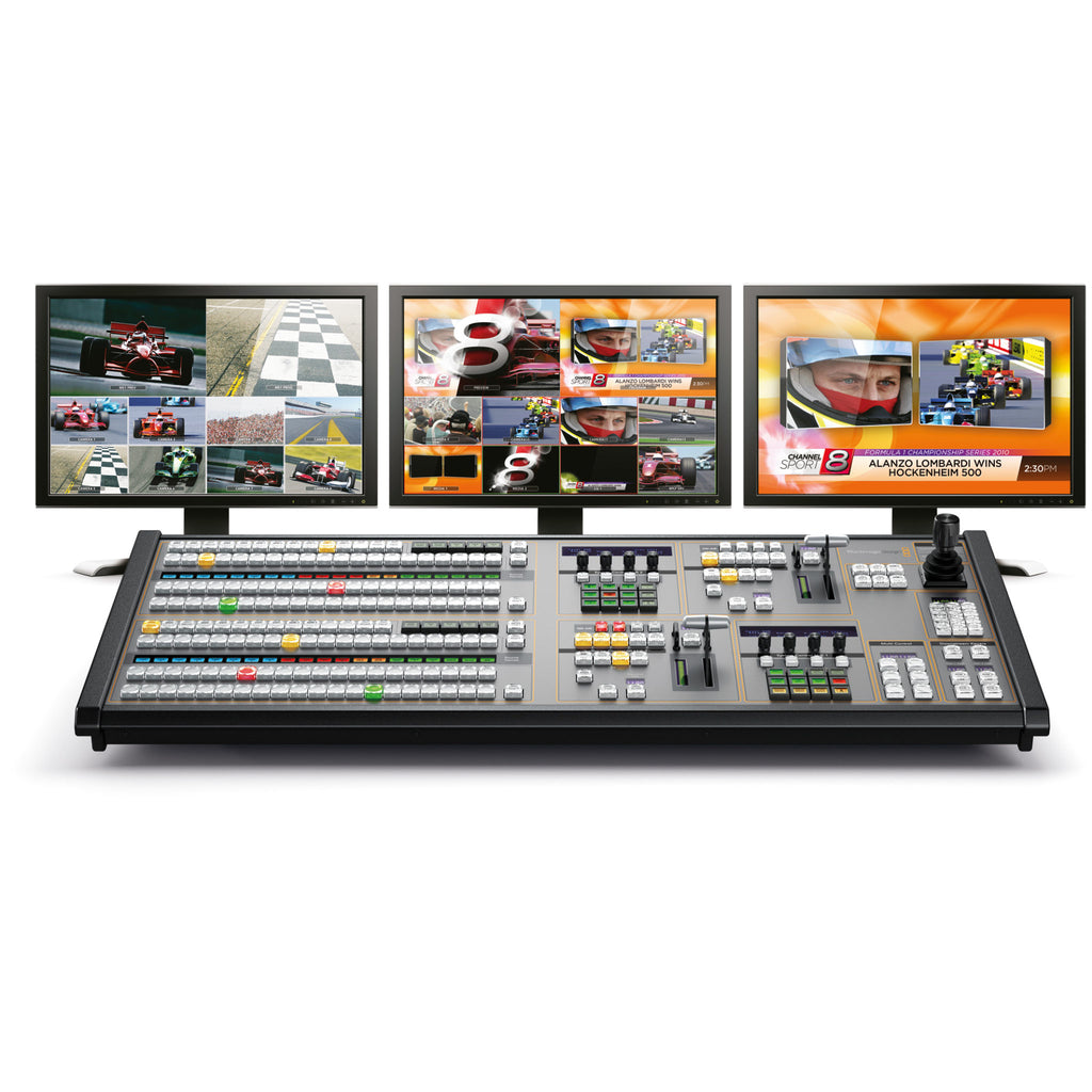 Blackmagic ATEM 2 M/E Broadcast Panel - gears-of-future-gfx