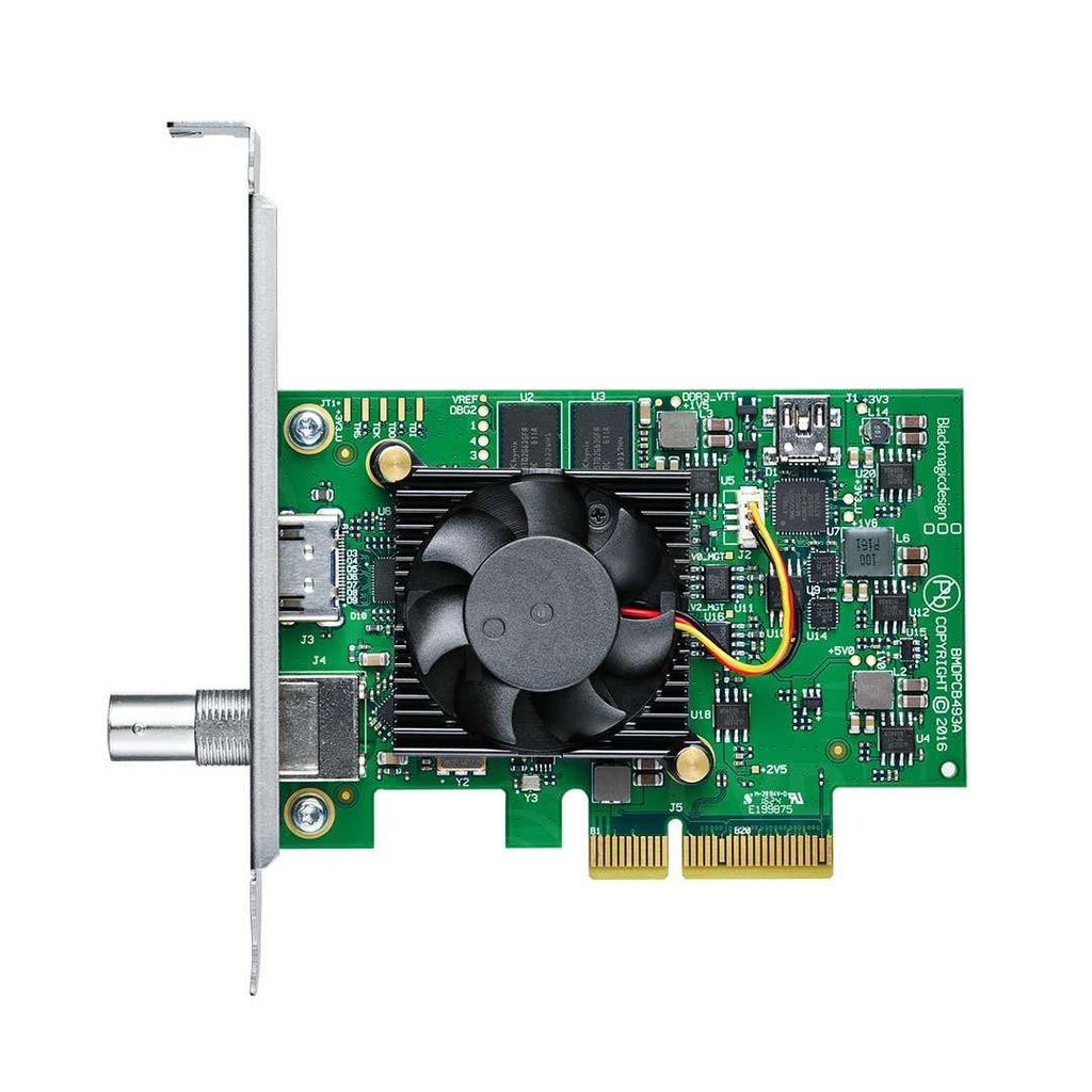 Blackmagic DeckLink Mini Monitor 4K - gears-of-future-gfx