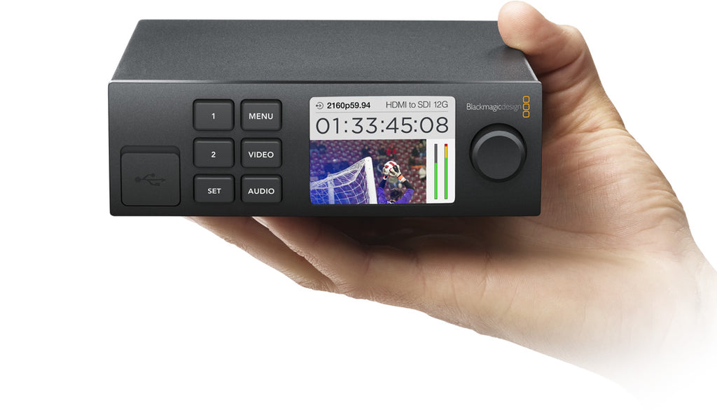 Blackmagic Teranex Mini Smart Panel - gears-of-future-gfx