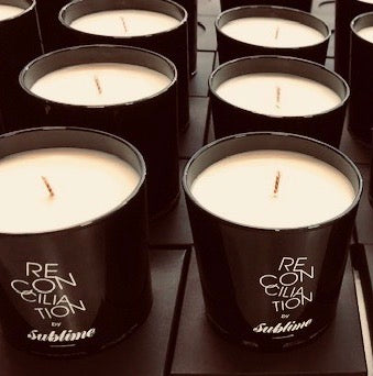 Six Luxury Candles - Premium Pack