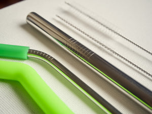 Reusable Straw Pack