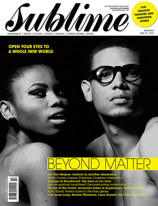 Issue 23 - Beyond Matter