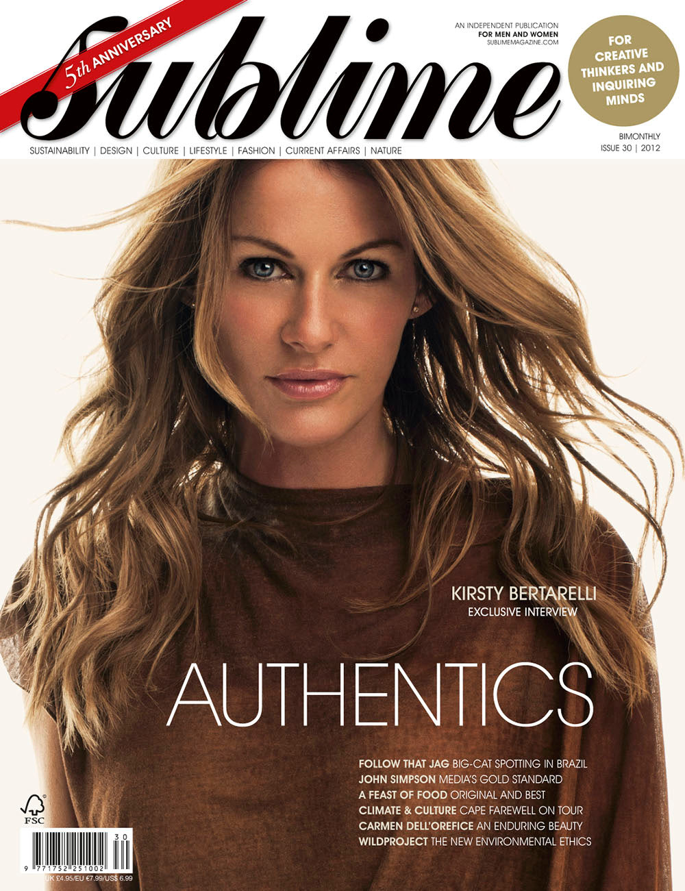 Issue 30 - Authentics