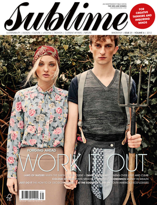 Issue 31 - Work It Out