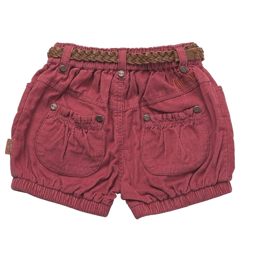 Champs of Denmark Bloomers with belt Shorts Berry