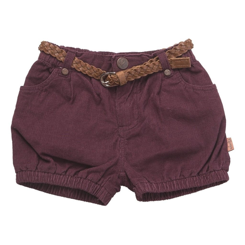 Champs of Denmark Bloomers with belt Shorts Plum