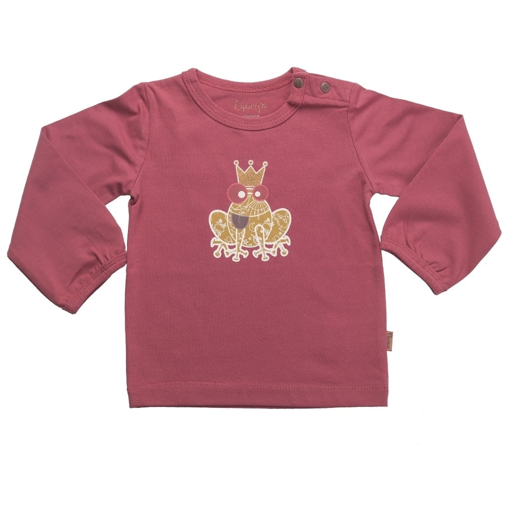 Champs of Denmark Royal Frog T Shirt T-Shirt Berry