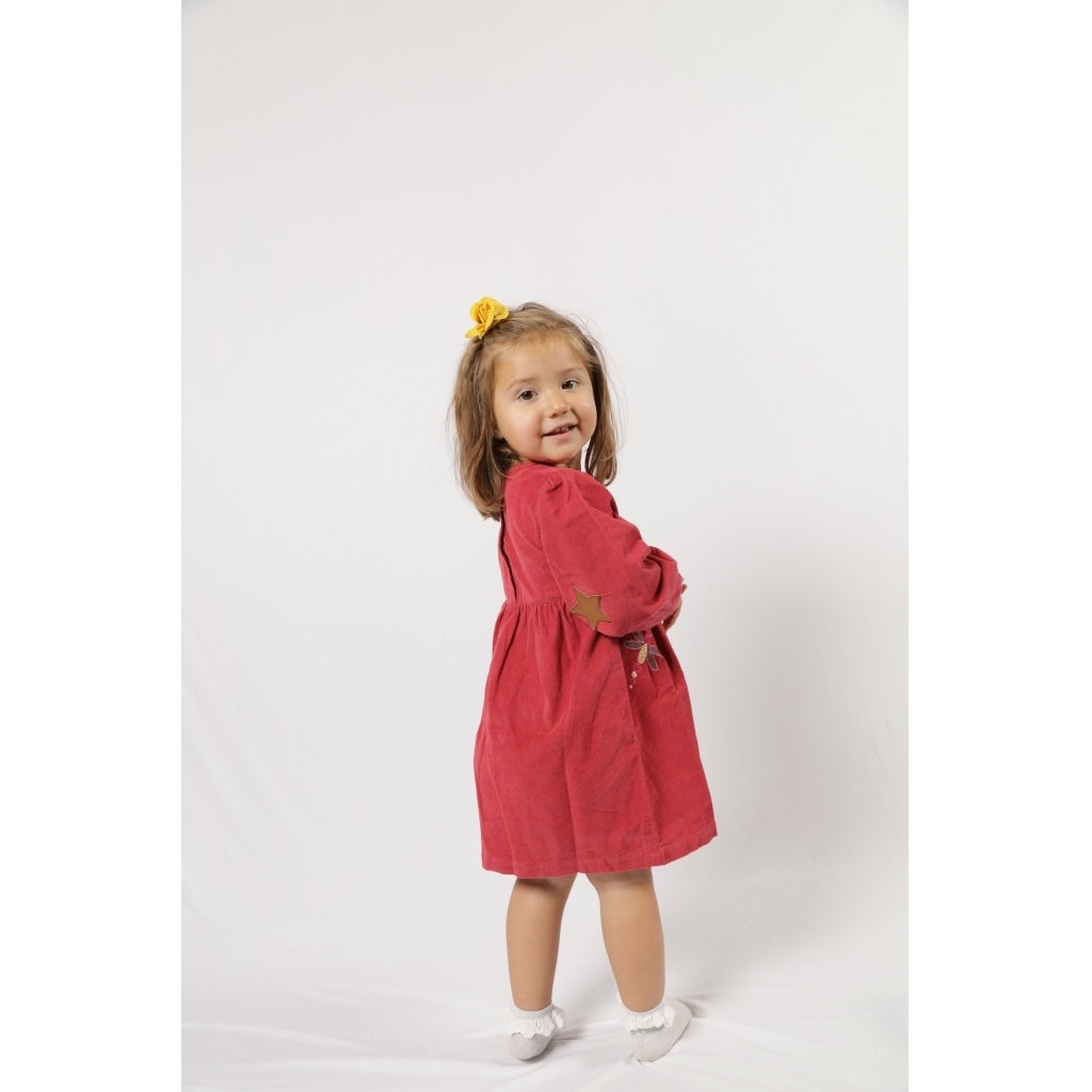 Champs of Denmark Tianna Dress Dress Berry