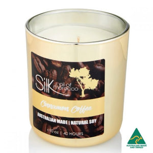 Cinnamon Coffee Soy Candle