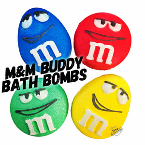 M&M pack of 4