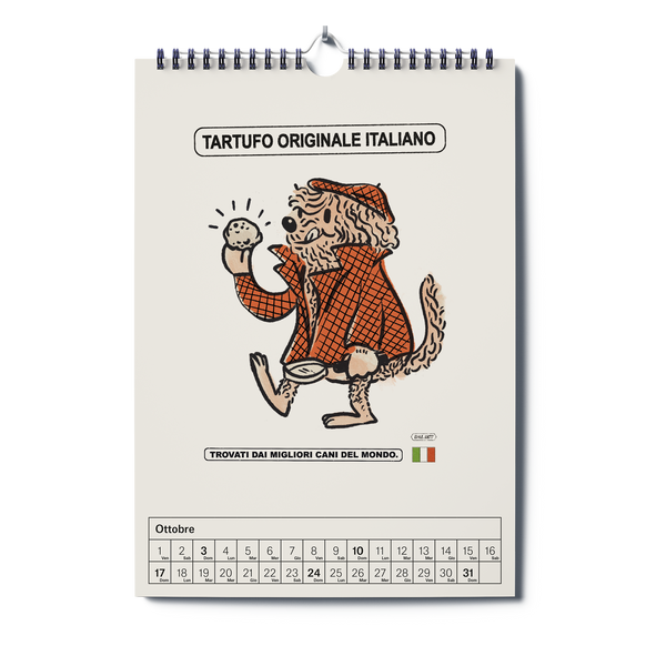 Calendario Splendido 2021 - SPLENDIDO SUPERSTORE