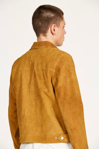 Campera Iron Suede