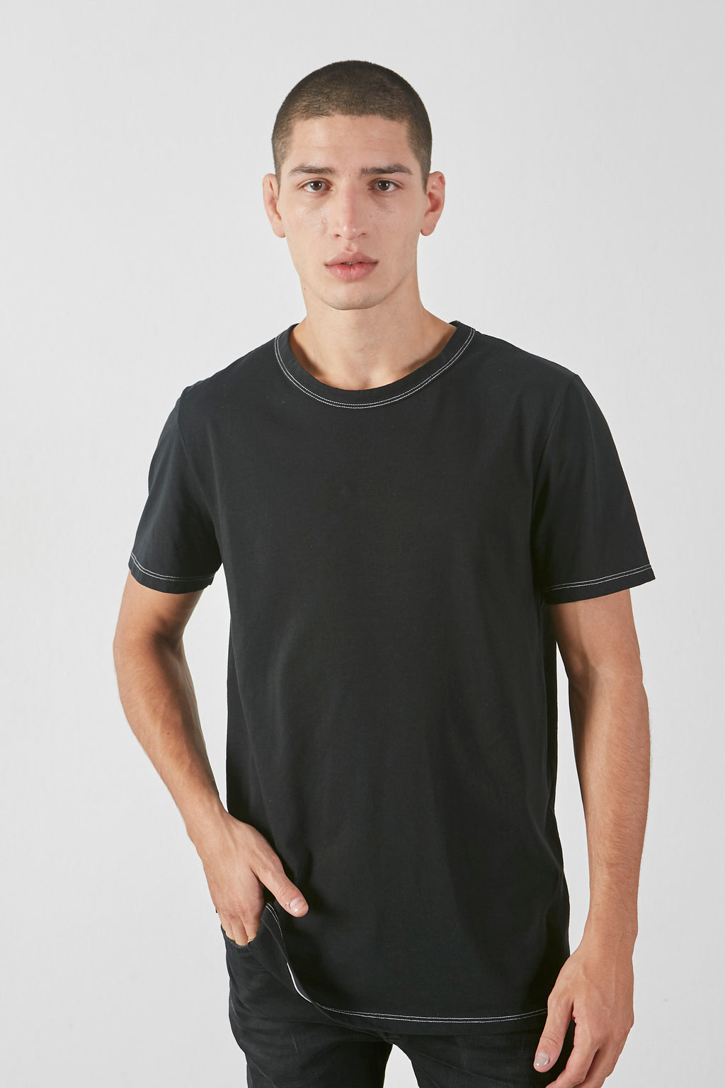 Remera Black Rock