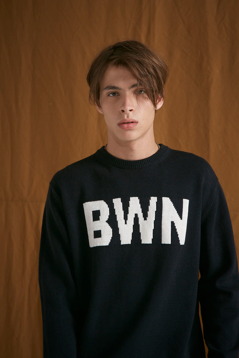 Sweater Bwn
