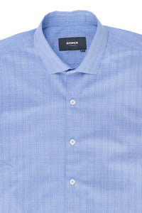 Camisa Plaid Formal