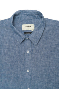 Camisa Detroit Lino Mc