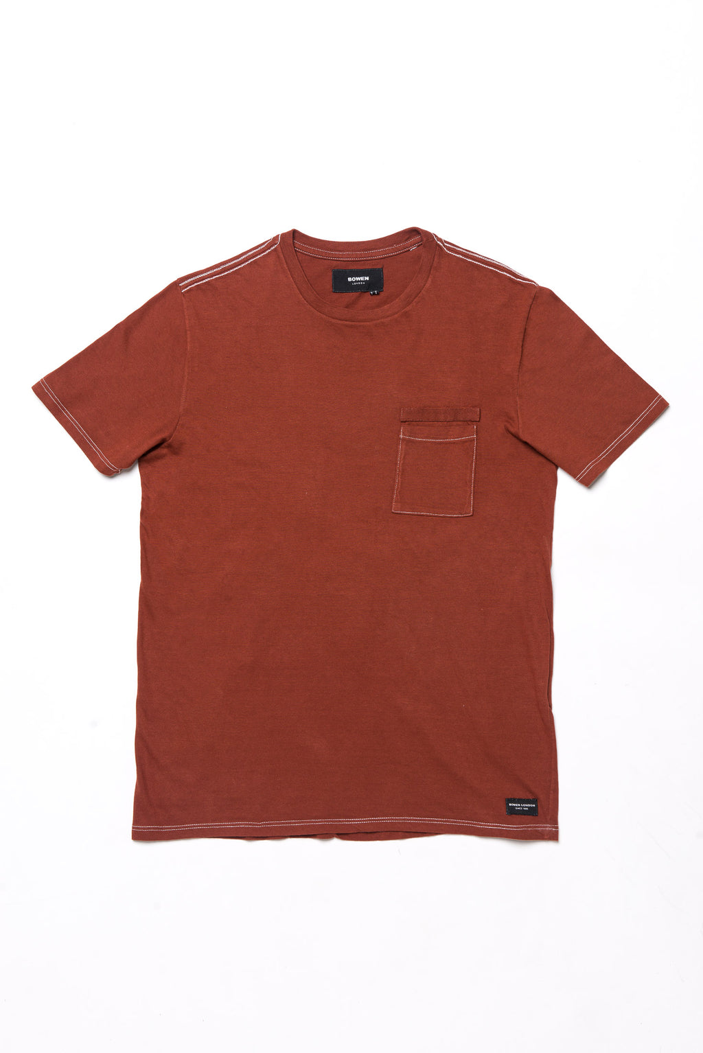 Remera Dyed Pocket