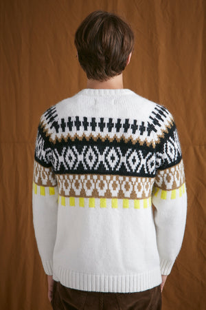 Sweater Jackard