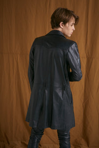 Trench Justin Leather