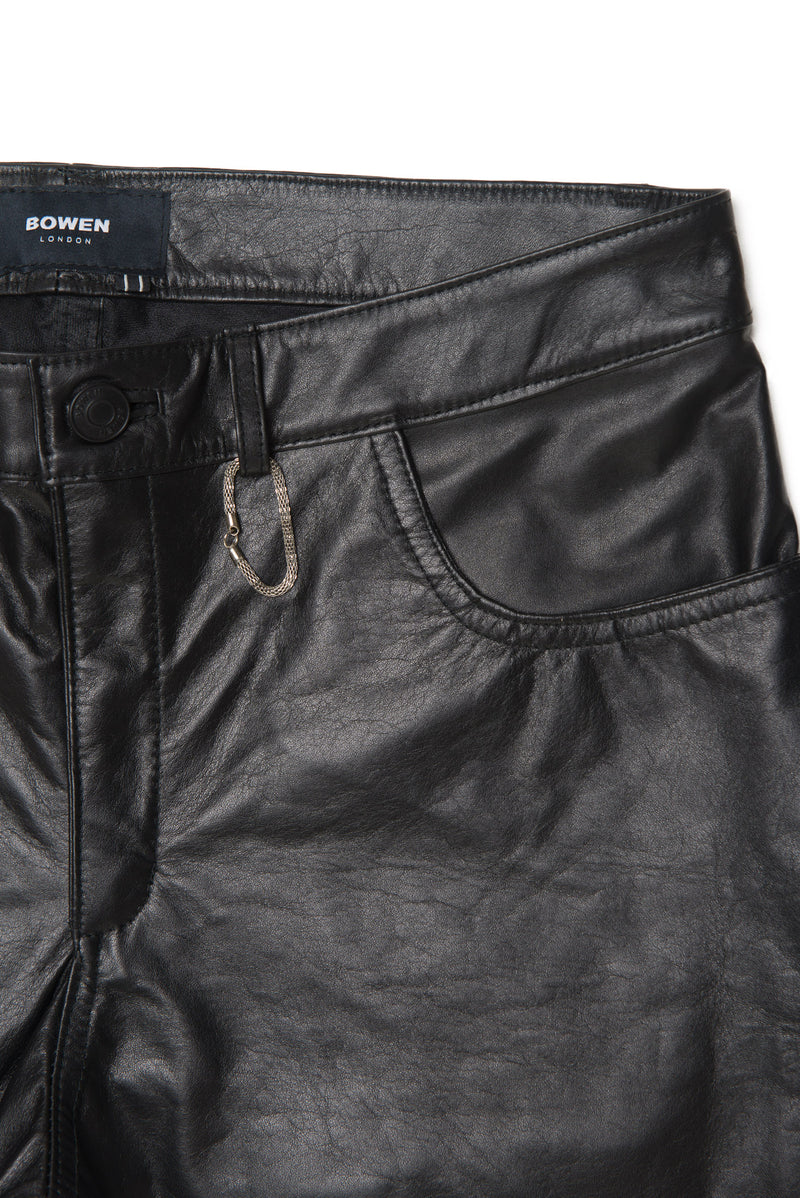 Pantalón Justin Leather