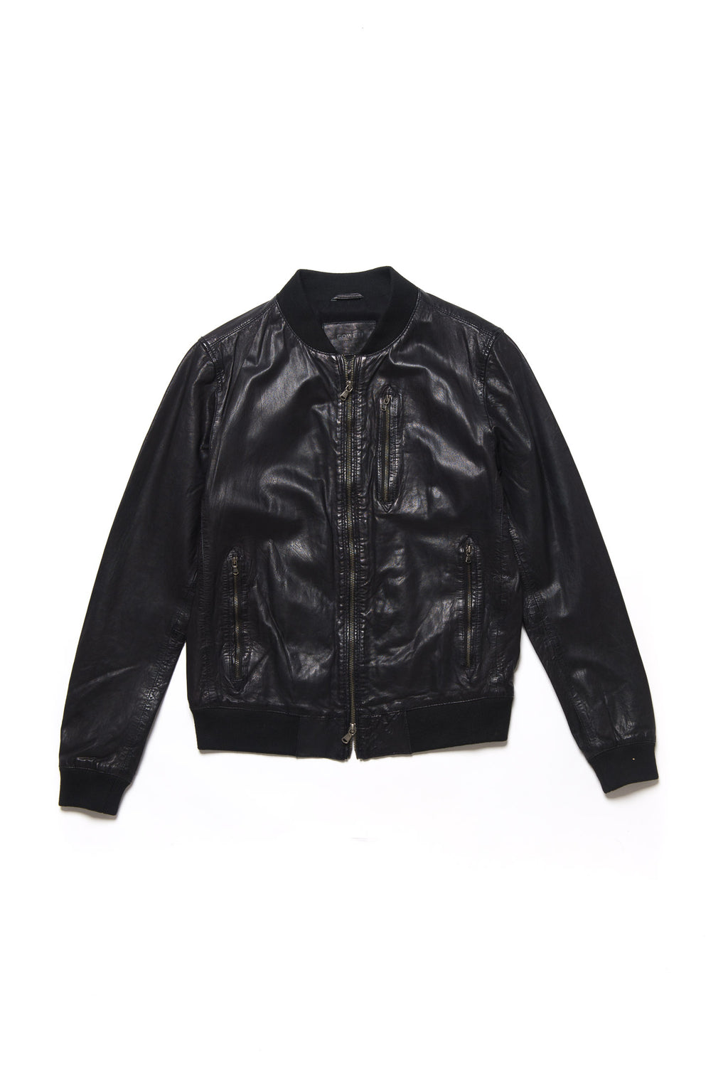 Campera Bomber Leather