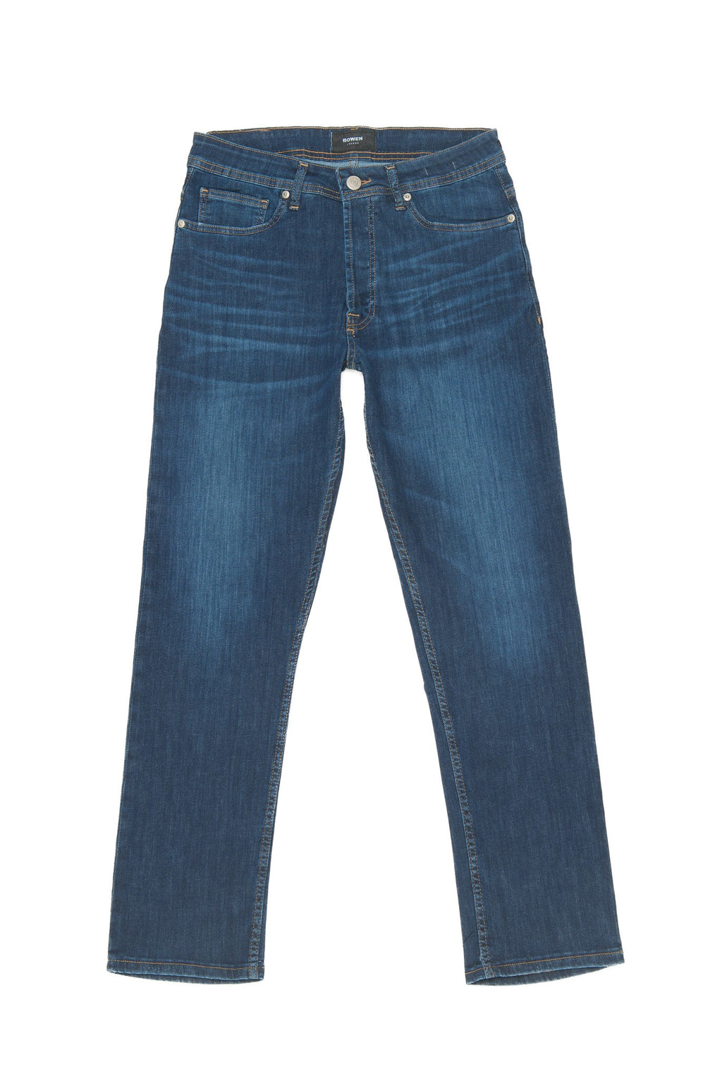 Jean Brooklyn Mid Blue