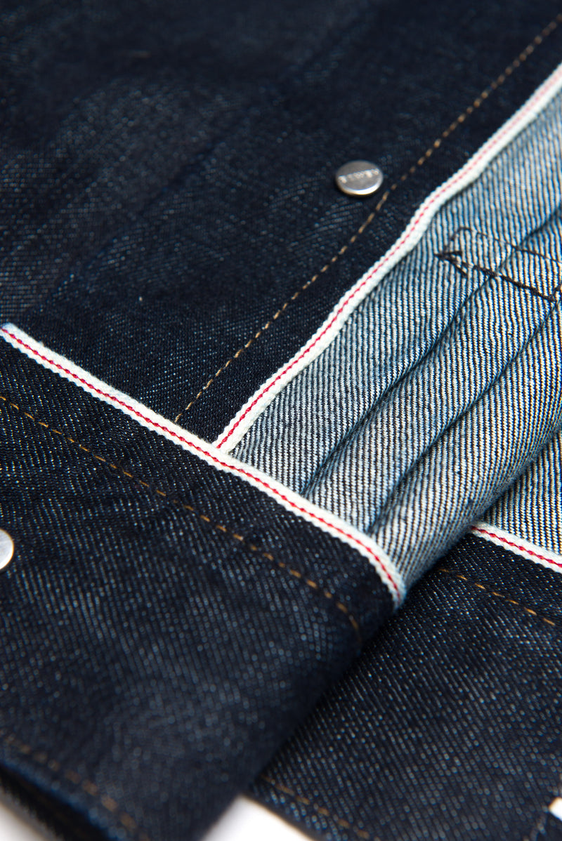 Campera Selvage