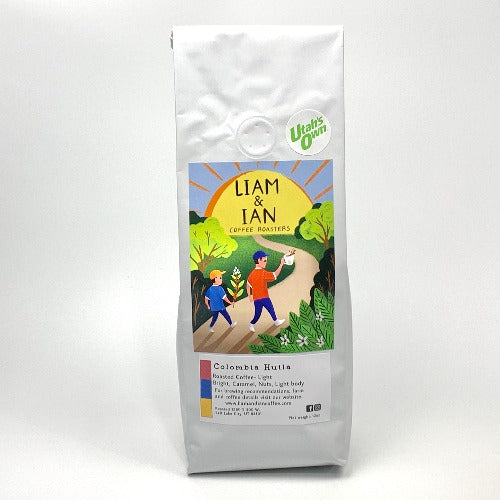 Colombia Huila Light Roasted