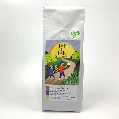 Colombia Huila Medium Roasted