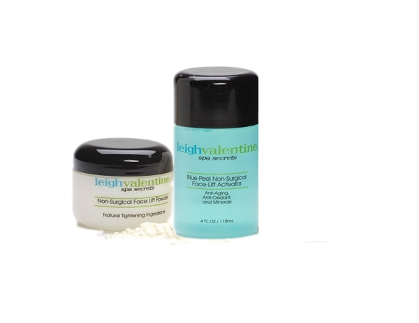 Duo Refill Mask for Non Surgical Face Lift - Powder and Activator